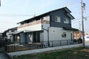 西尾市田貫町の家