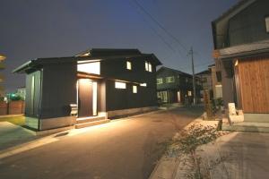 寄住町の家Ⅱ