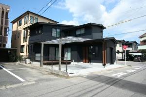 西尾市永吉町の家